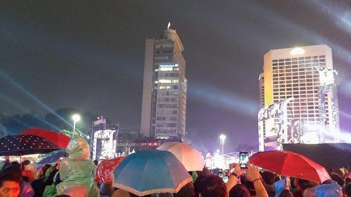 Jangan Bikin Pesta Kembang Api di Malam Tahun Baru Ya, Ancamannya Ditangkap Polisi