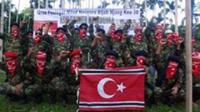 Perayaan Milad ke-38 Gerakan Aceh Merdeka