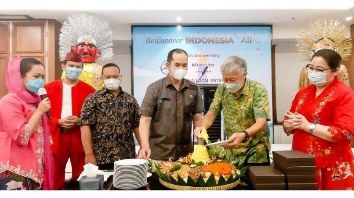 Mercure Jakarta Cikini Rayakan Ulang Tahun yang Ke-5 dengan Menggandeng UMKM Lokal