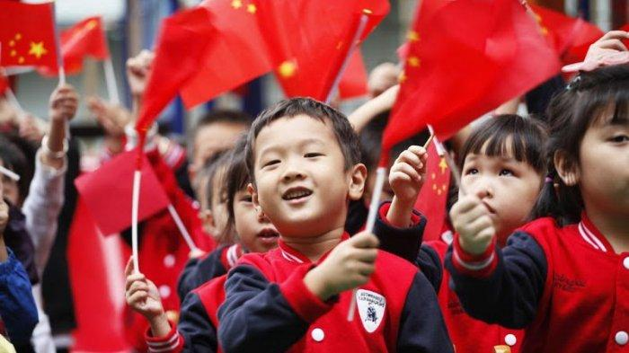 Kejayaan Presiden Xi Jinping di Perayaan 70 Tahun Berdirinya Republik Rakyat Tiongkok