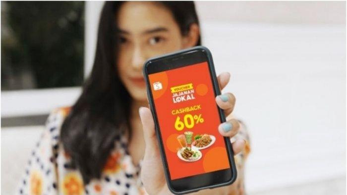 Rayakan HUT Jakarta, ShopeePay #JajananLokal Tebar Cashback 60% di 13 Ribu Merchant Ibukota