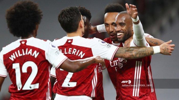 Fakta Menarik Kemenangan Arsenal atas West Ham: Alexandre Lacazette Ikuti Jejak Thierry Henry