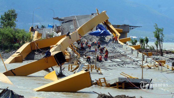 PepsiCo Foundation Beri Bantuan untuk Korban Gempa Sulteng