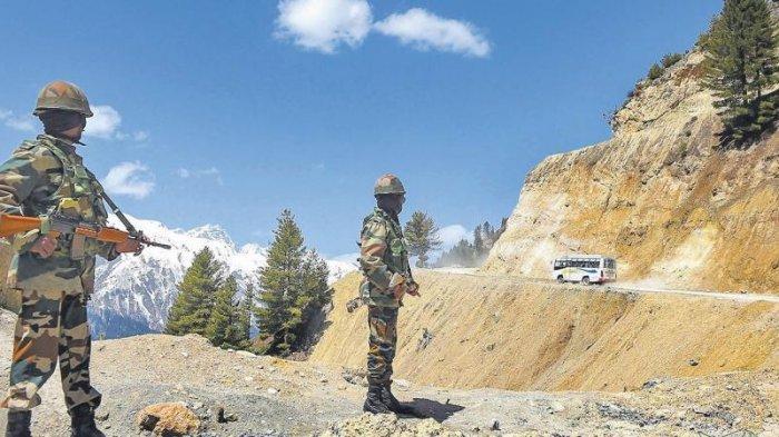 Membaca Strategi China Hambat Pergerakan Tentara India Menuju Pos Militer Karakoram