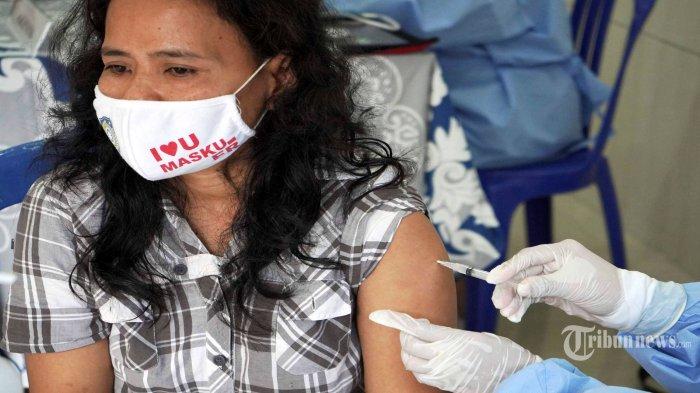 Indonesia Telah Terima 104,7 Juta Vaksin Covid-19