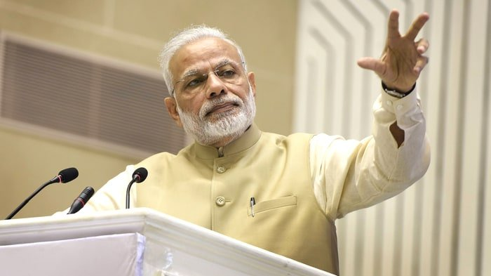 Di Tengah Tsunami Covid-19, PM India Malah Lanjutkan Renovasi Parlemen dan Rumah Rp 25 Triliun
