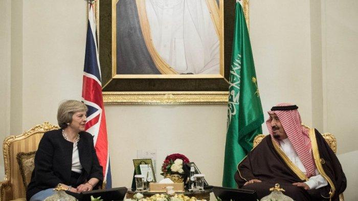 Perdana Menteri Theresa May Puji Intel Arab Saudi Selamatkan Ratusan Nyawa Warga Inggris