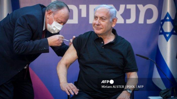 Rencana Kontroversial PM Israel untuk Kirim Kelebihan Vaksin ke Negara Sekutu Ditangguhkan