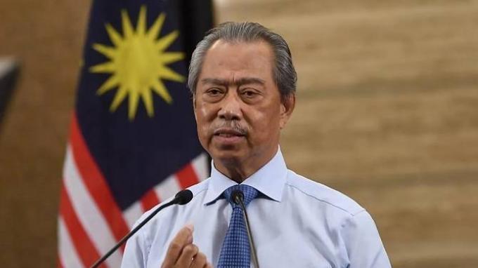 Sosok Muhyiddin Yassin Perdana Menteri Malaysia Yang Mundur Keturunan Jawa Bugis Jadi Pm 17 Bulan Tribunnews Com Mobile