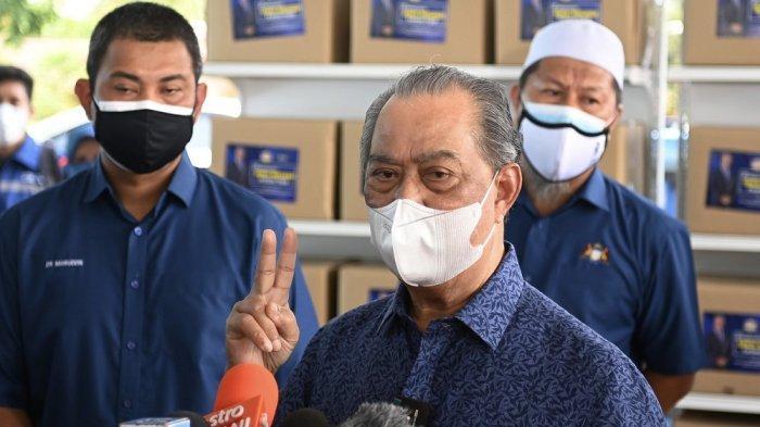 Jelang Mosi Tidak Percaya September, PM Malaysia Muhyiddin Yassin Mengaku Tak Takut dan Tak Khawatir