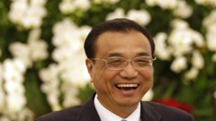 Perdana Menteri Tiongkok, Li Keqiang.