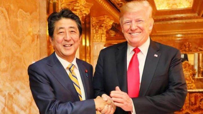 25 Mei Presiden AS Donald Trump Dijadwalkan Kunjungi Jepang