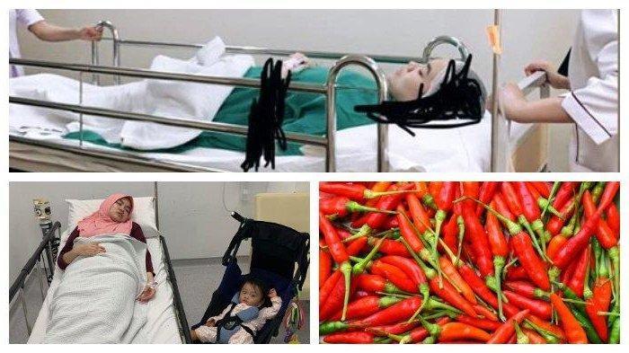 Hobi makan makanan pedas, perempuan dari Malaysia alami asam lambung dan maag parah, 'Aku pikir aku akan mati'.