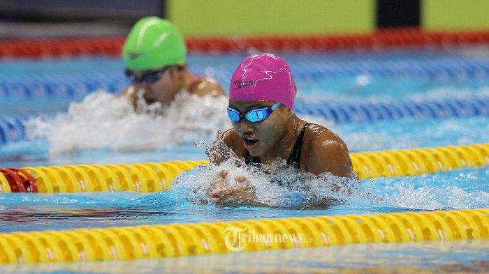 China Dominasi Renang Asian Para Games 2018 pada Hari Keenam