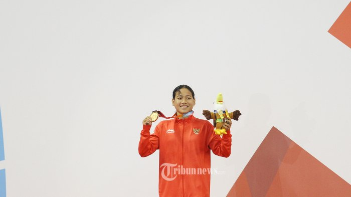 Fakta-fakta Syuci Indriani, Penyumbang 4 Medali untuk Indonesia di Asian Para Games 2018
