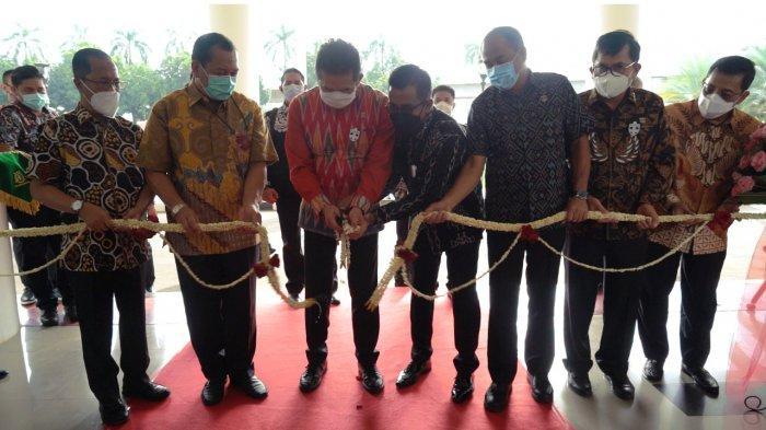 Jaksa Agung ST Burhanuddin Resmikan Gedung Menara Kartika Adhyaksa
