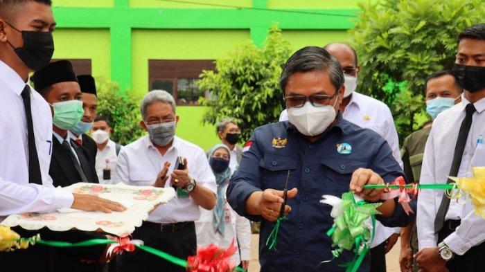 Wamen LHK Resmikan IPAL Domestik dan Ekoriparian di Ponpes Darul Hijrah Martapura Kalsel