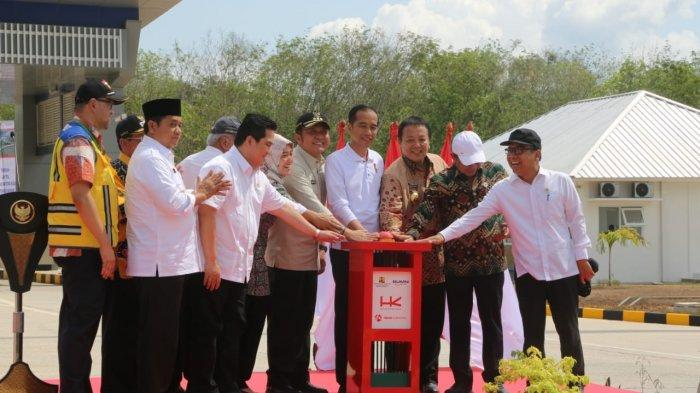 Jokowi Sebut Kebutuhan Investasi untuk Tol Trans Sumatera Capai Rp 476 Triliun