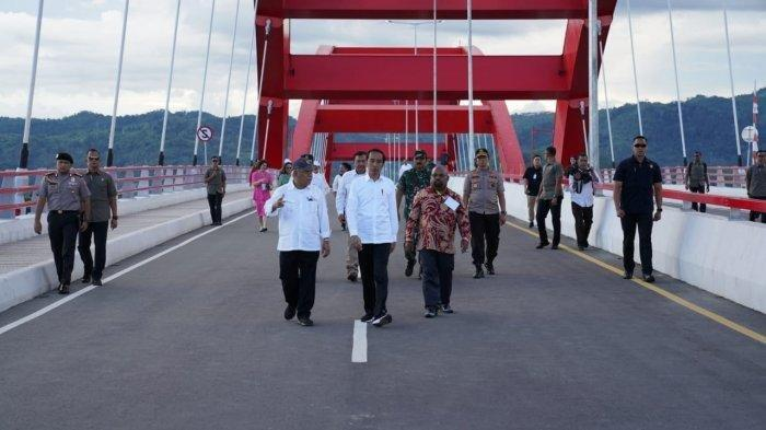 Kunjungan Jokowi Dianggap Tak Selesaikan Persoalan Papua, Wamen PUPR: Jangan Negatif Thinking