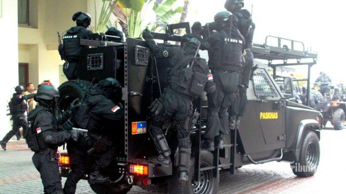 Ini Pasukan Khusus TNI yang Dikerahkan Buru Kelompok MIT di Sigi