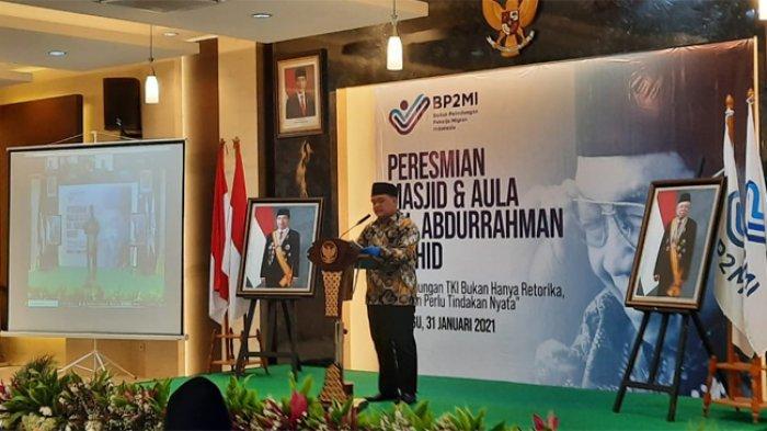 BP2MI: Gus Dur Sosok yang Berkontribusi pada Pembelaan PMI