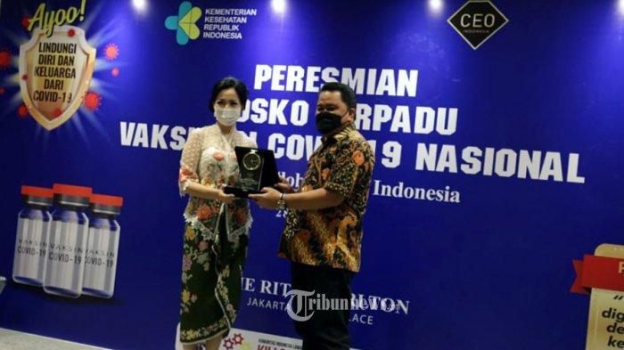 Yayasan Global CEO Indonesia Resmian Posko Terpadu Vaksinasi Covid-19 Nasional