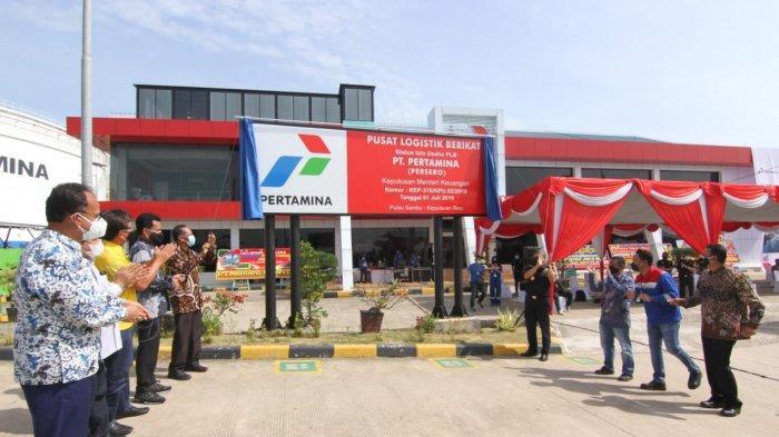 Di Usia 63 Tahun, Pertamina Siapkan Terminal BBM Sambu Jadi Trading Hub di Asia Tenggara
