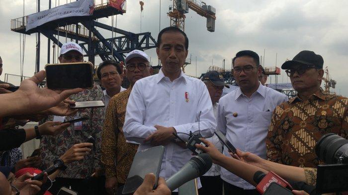 Digugat Uni Eropa Gara-gara Nikel, Jokowi : Kalau Saya Digugat Tambah Semangat