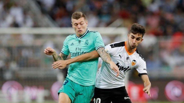 Prediksi Line-up Real Madrid vs Valencia Liga Spanyol, Pembuktian Ferran Torres