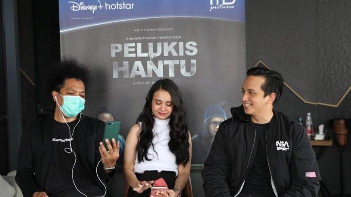 Film ''Pelukis Hantu'' Debut Arie Kriting sebagai Sutradara, Tayang di Disney+ Hotstar
