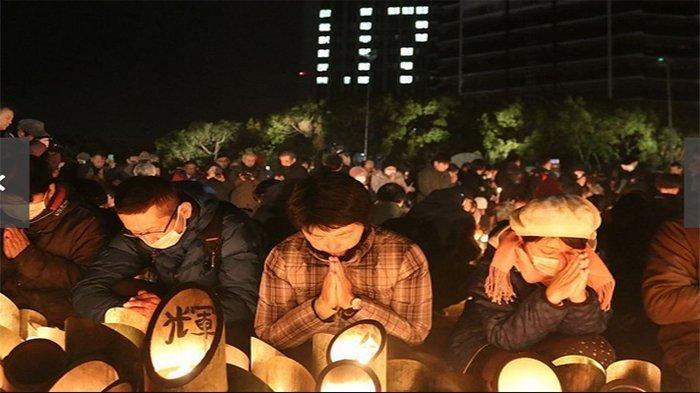 25 Tahun Lalu Gempa Hanshin Jepang Menewaskan 6.434 Korban