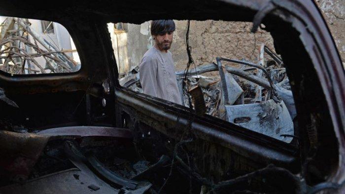 CIA Dilaporkan Memperingatkan Militer AS Tentang Adanya Anak-anak Sebelum Serangan Drone di Kabul