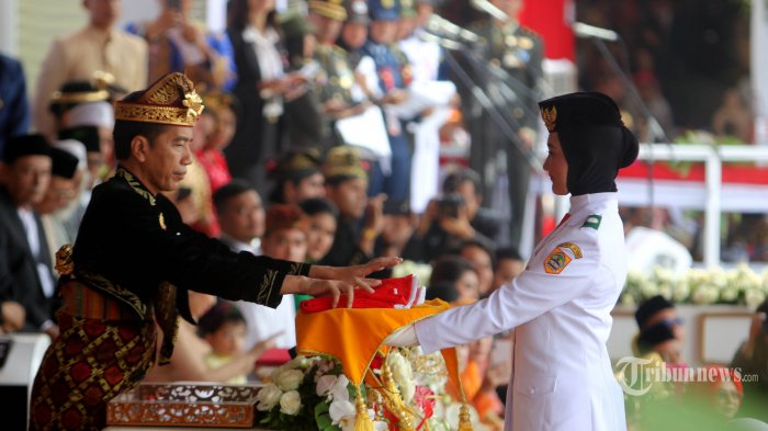 Istana: Tidak Ada Perekrutan Anggota Paskibraka HUT Ke-75 RI
