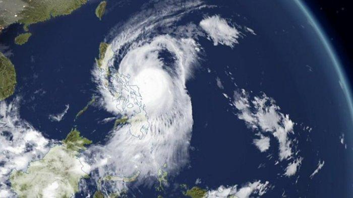 Peringatan Dini BMKG: Ada Badai Kammuri, Waspadai Gelombang Tinggi hingga 6 M, Berlaku 3-4 Desember