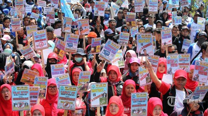 Kronologis Kekerasan Terhadap Jurnalis Saat Peringatan May Day di Bandung