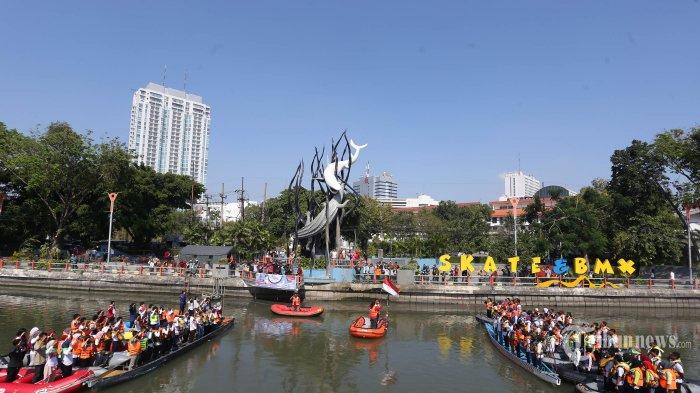 Pelesir ke Surabaya Enggak Pakai Mahal, Simak Tips Menarik Ini