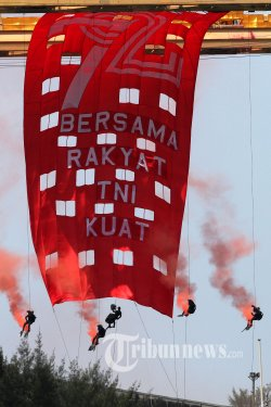 Elit TNI Tidak Boleh Berpolitik Praktis Kecuali Mendukung Tujuan Negara.