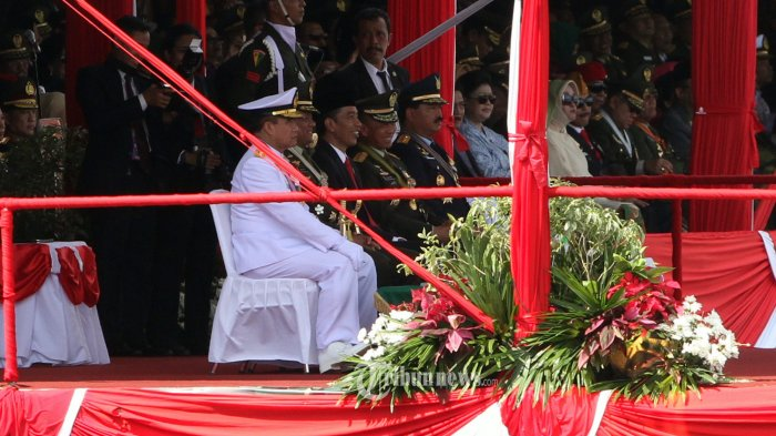 Presiden Minta TNI Siaga Antisipasi Gangguan Keutuhan NKRI