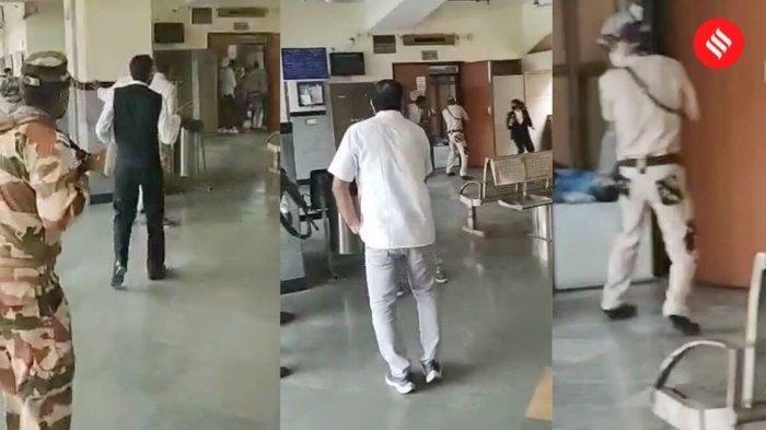 Peristiwa penembakan terhadap Gogi di Pengadilan Rohini.