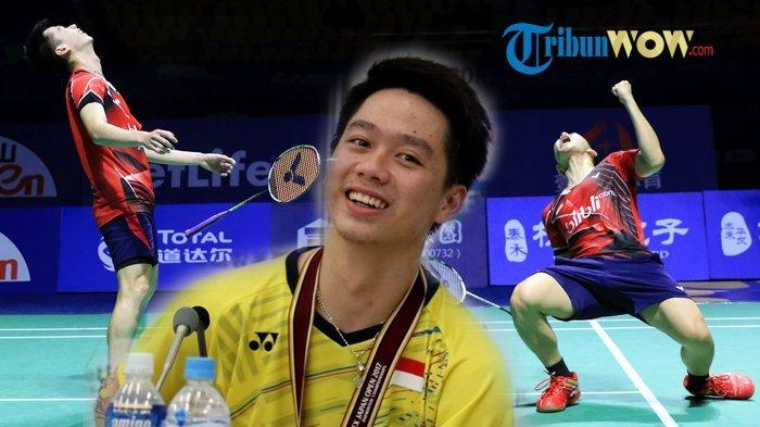 Sosok Gadis Kecil yang Sukses Bikin Kevin Sanjaya Tertawa Sebelum Final Hong Kong Open 2018