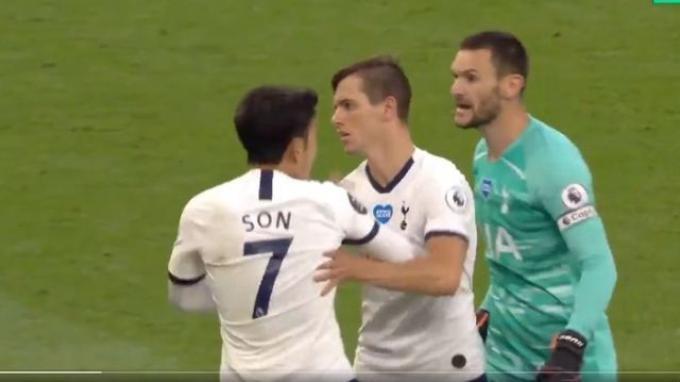 Kata Jose Mourinho Soal Perkelahian Son Heung-min dan Hugo Lloris di Lapangan: Itu Indah!