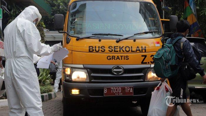 DKI Jakarta Pecahkan Rekor Kasus Harian Corona Selama 4 Hari Beruntun, Capai Lebih dari 5.500 Pasien