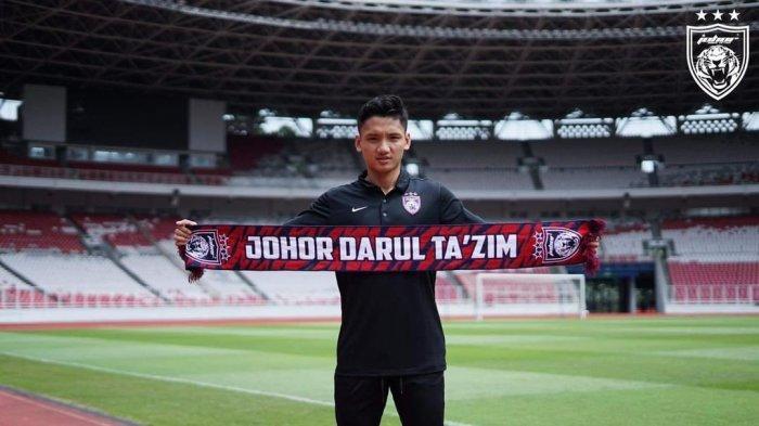 BREAKING NEWS: Syahrian Abimanyu Resmi Gabung Klub Malaysia, Johor Darul Takzim FC