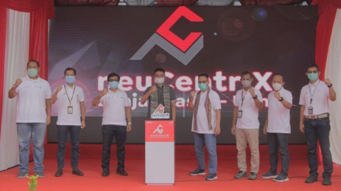 Perkuat Data Platform, Telkom Hadirkan Data Center neuCentrIX Ulin Banjarmasin
