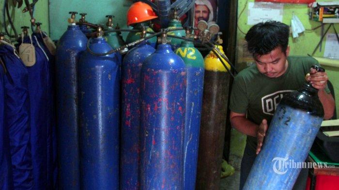 Oksigen untuk RS Covid-19 Sempat Dikabarkan Kosong di Jawa Tengah, Menkes Pastikan Stok Cukup