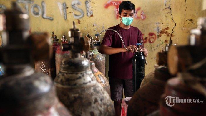 Berburu Tabung Oksigen, Karyawan RS di Banjarnegara Datangi Peternak Ikan hingga Tukang Las