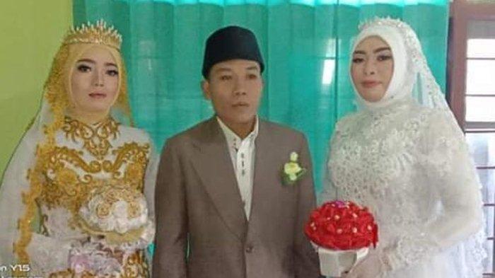 Seorang pria di Lombok Barat dituduh menggunakan jampi-jampi saat menikahi dua wanita sekaligus.