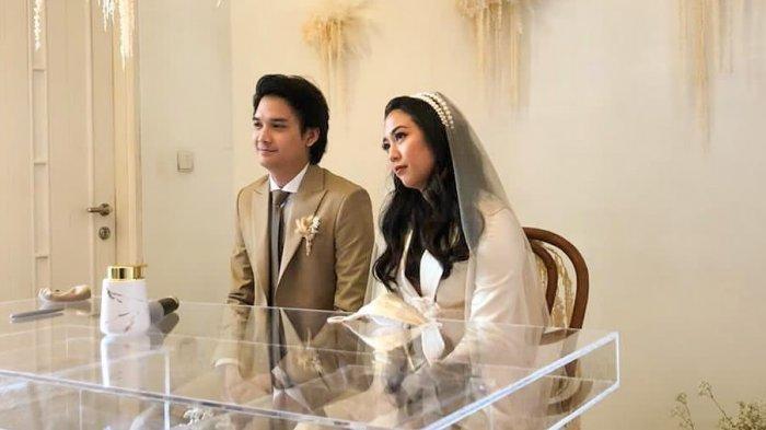 Sherina Munaf dan Baskara Mahendra Resmi Menikah, Warganet Peringati Hari Patah Hati Nasional