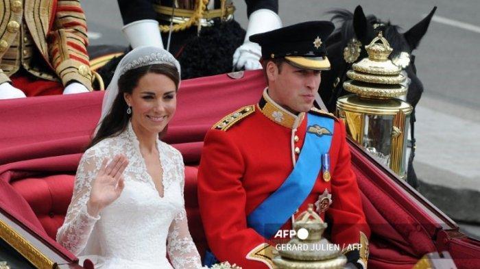 Kate Takut Rebut Perhatian Publik dari Pangeran William, Berkaca dari Putri Diana dan Charles