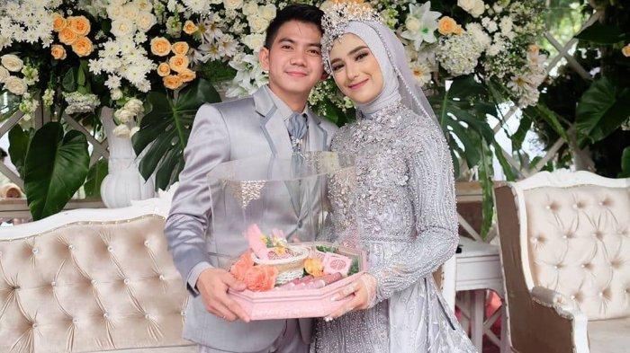 Pernikahan Rizki DAcademy dan Nadya Mustika